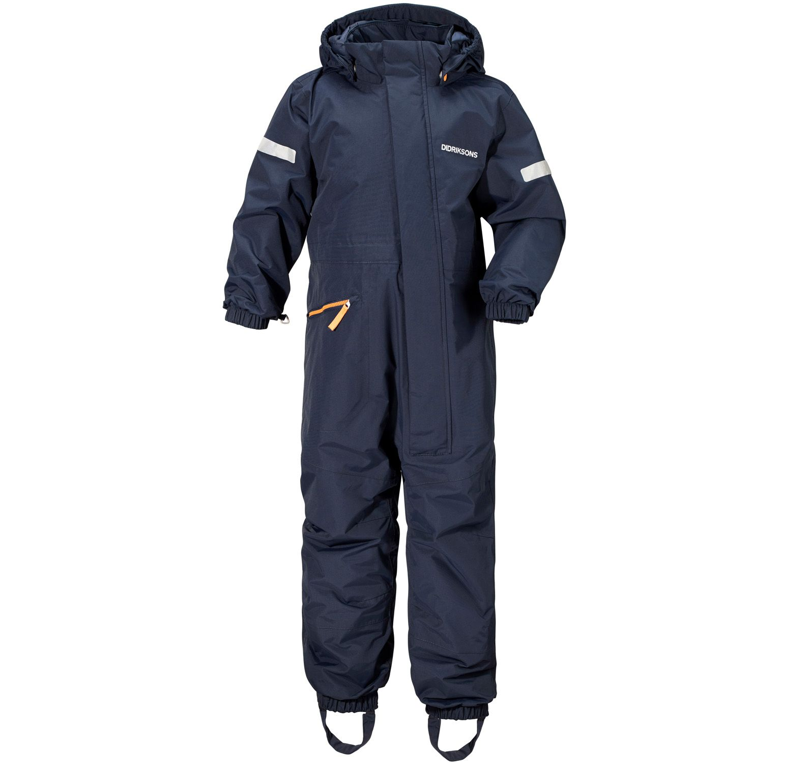 Tysse Kid's Coverall, Navy, 90,  Didriksons Vinter Rea