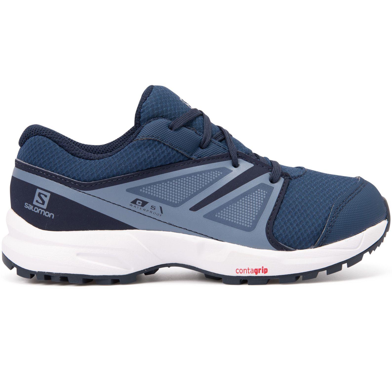 shoes sense cswp j, blueblueblue, 31, salomon – salomon