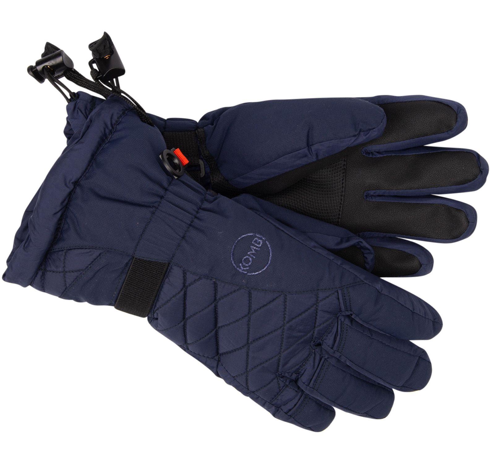 Pristine W Glove, Black Iris, S,  Kombi