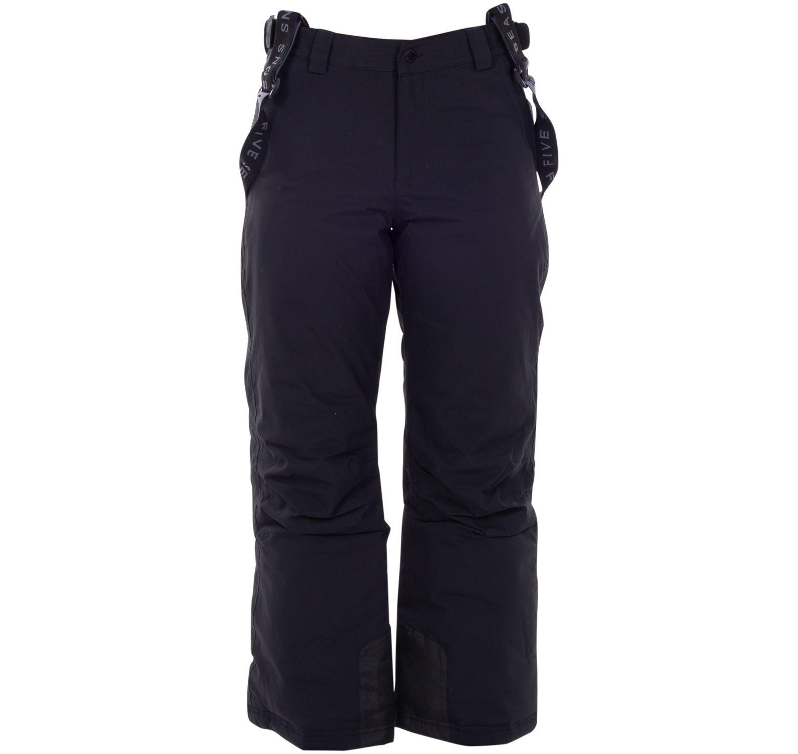 Evron Pnt Jr, Black, 110-116,  Skidkläder Från Five Seasons