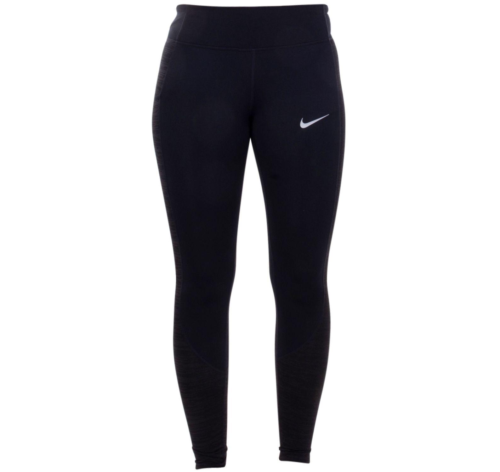 Nike Racer Women's Warm Runnin, Black/Metallic Silver, Xs,  Nike