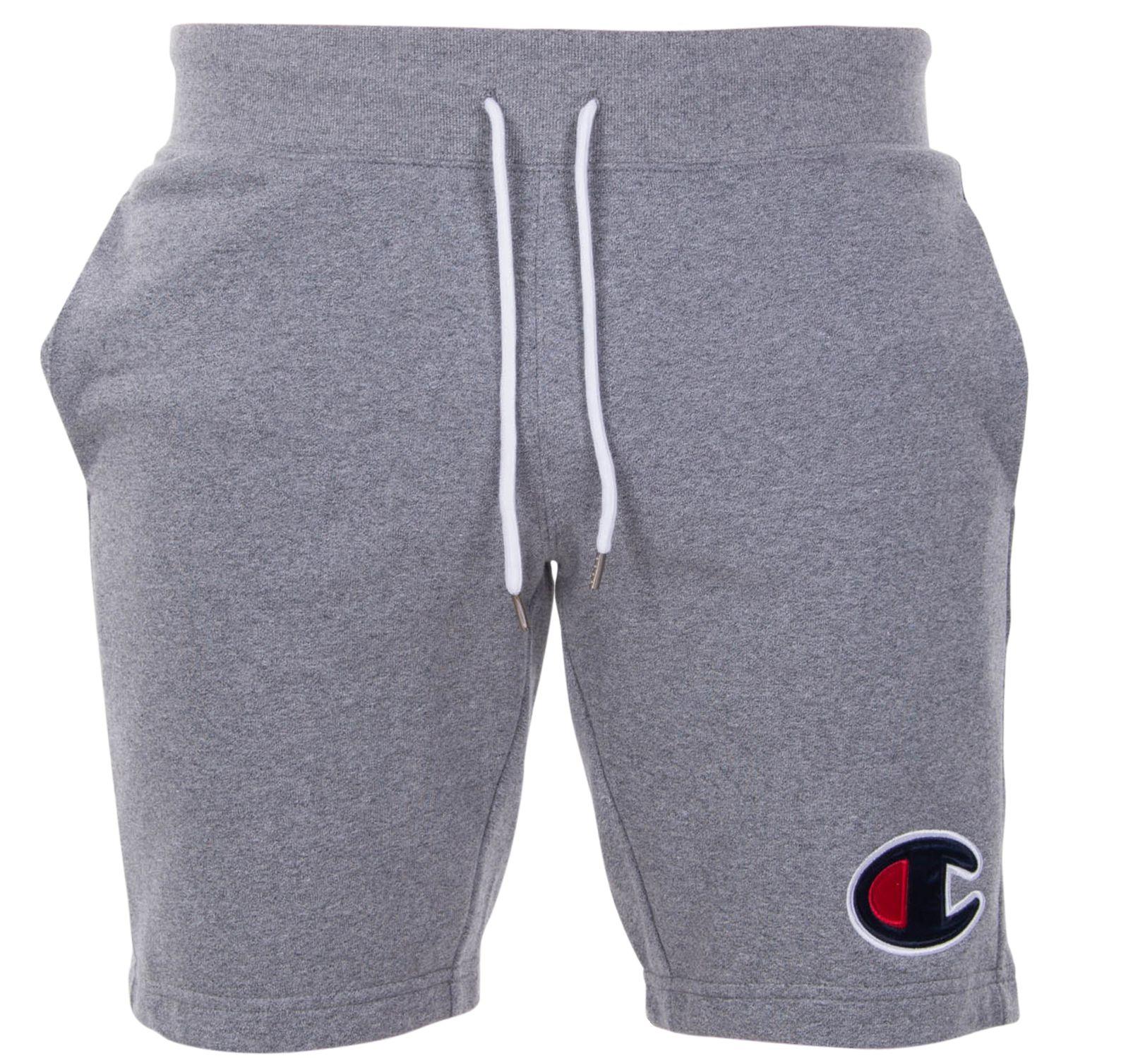 bermuda, graphite grey melange jaspþ ya, l,  shorts