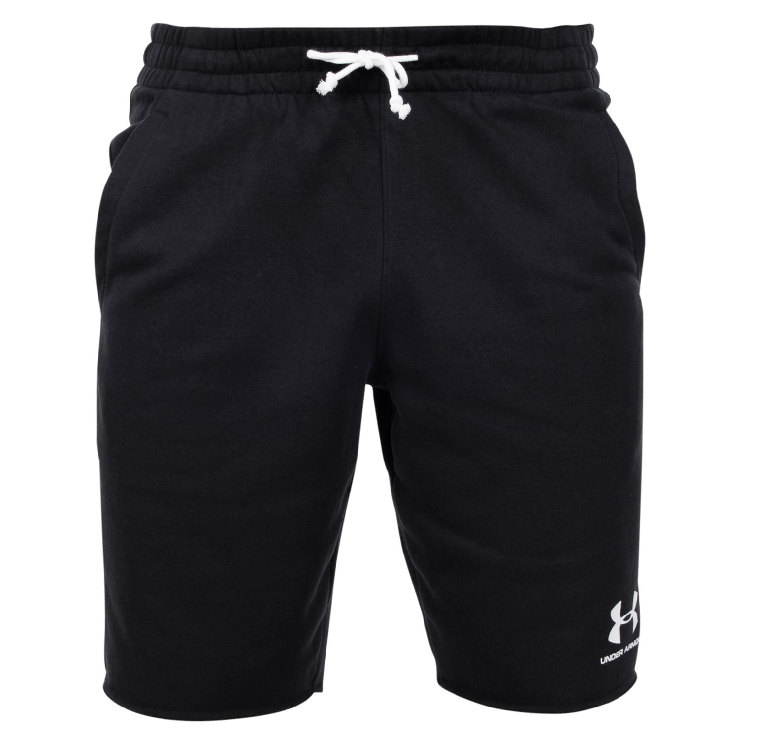Sportstyle Terry Short, Black, M,  Under Armour