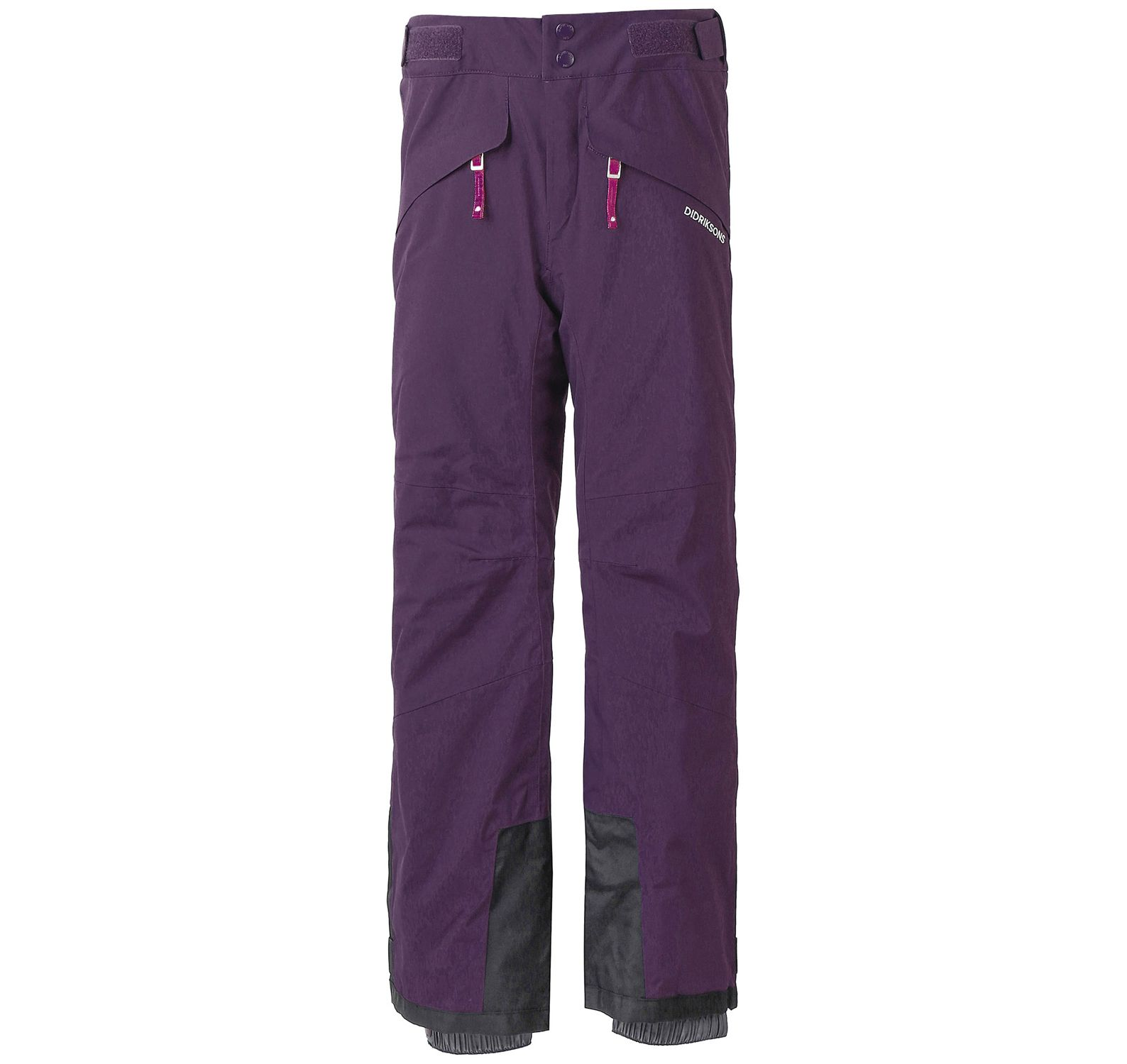 Svea Girl's Pants 3, Berry Purple, 150,  Didriksons Vinter Rea