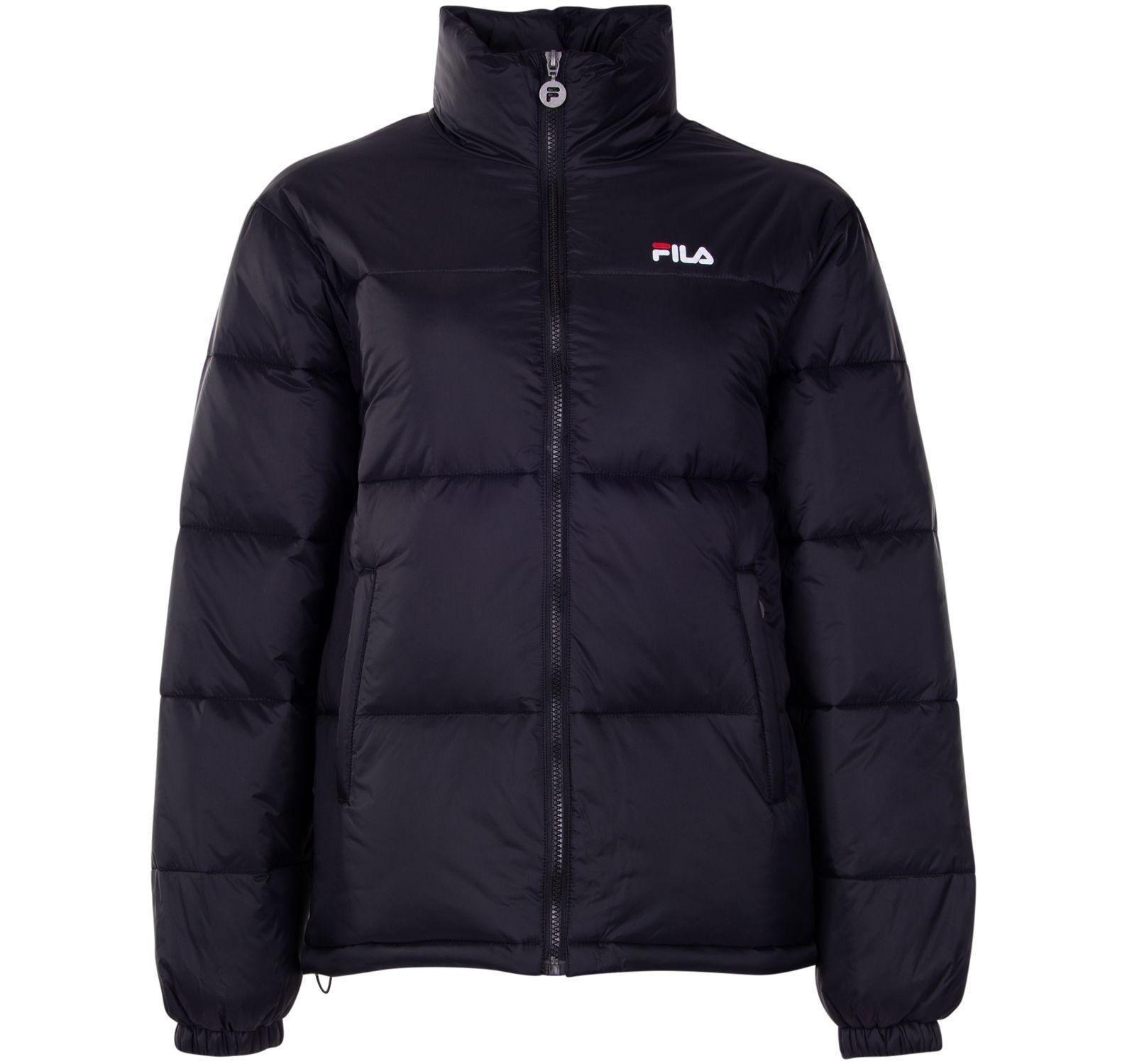 Susi Puff Jacket, Black, L,  Fila Dam