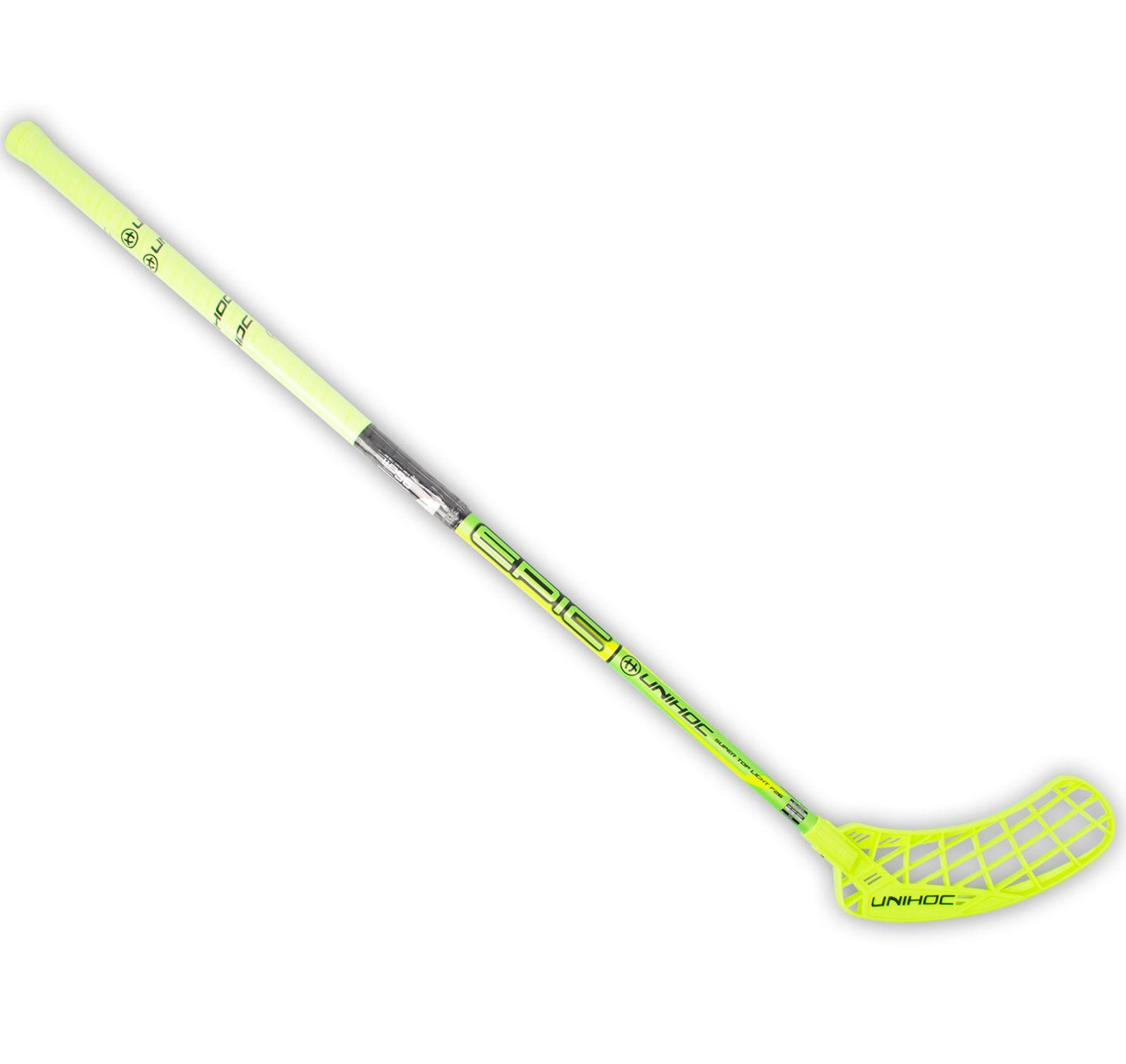 stick epic stl, 104cm, 100cm left, utrustning