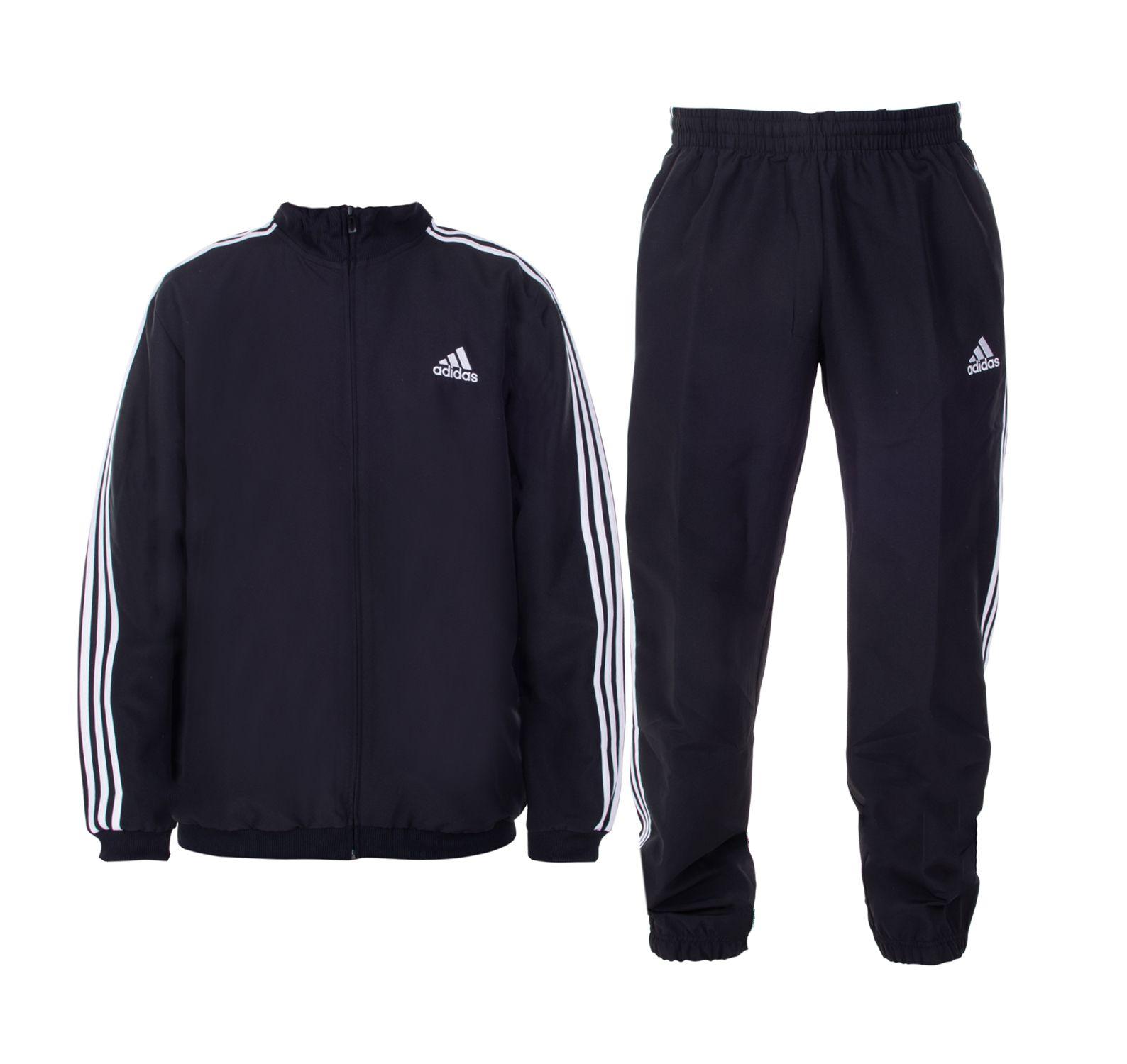 M 3s Wv Tt Ts, Black/White, 2,  Adidas