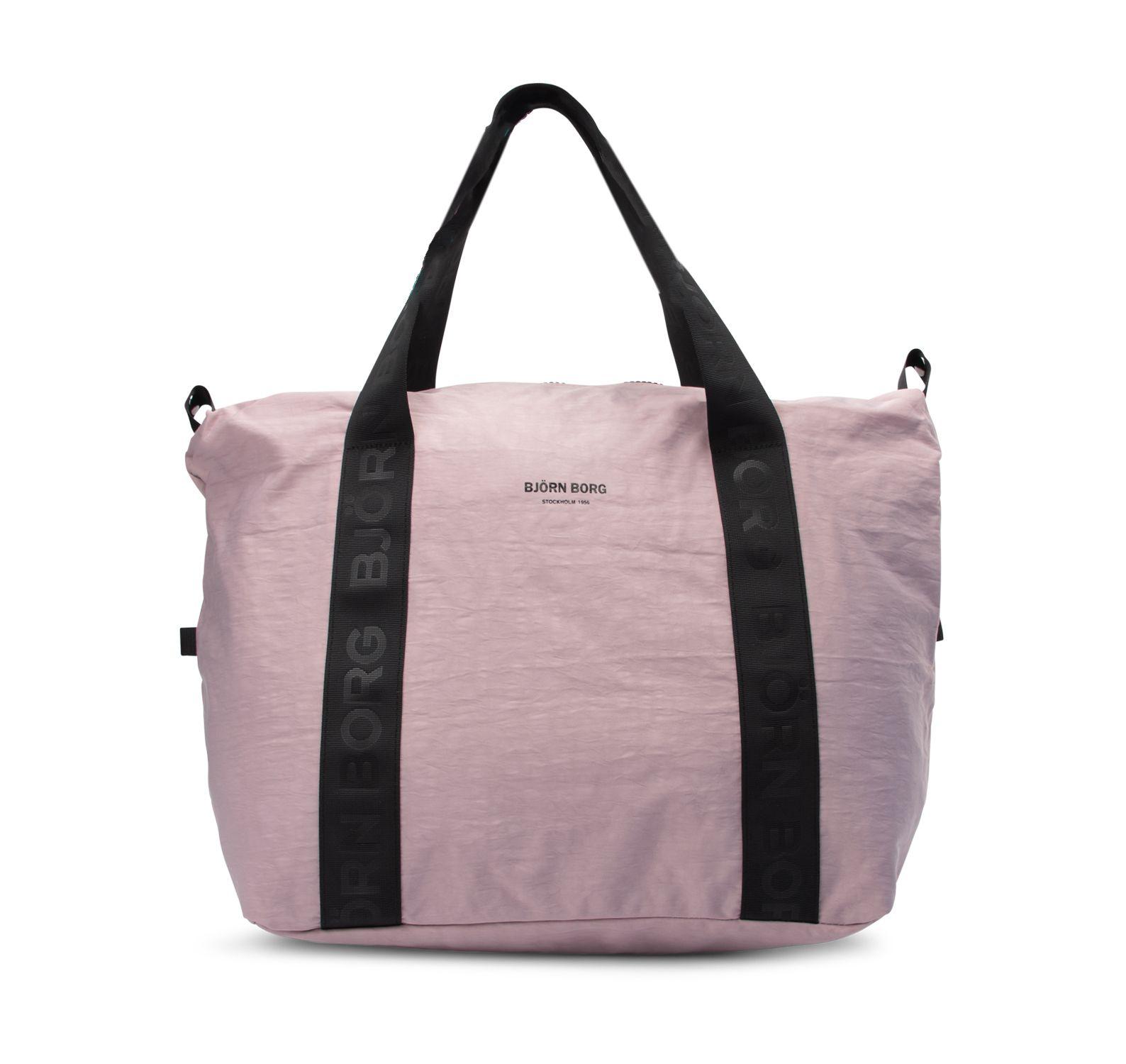 Roxy Shoulder Bag, Pink, Onesize,  Björn Borg