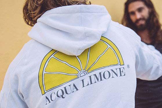 aqua limone tröja